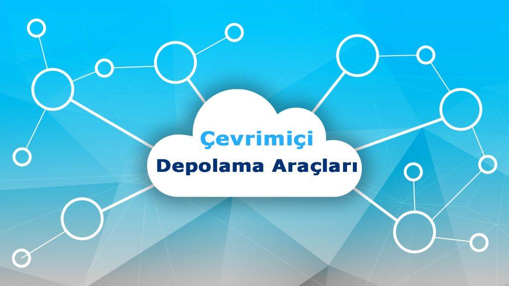 Çevrimiçi Depolama Araçları